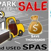 Car Park Spa Sale