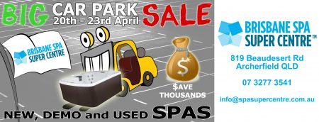 Car Park Spa Sale
