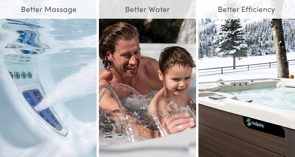 hot spring advantage