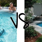 spa vs pool